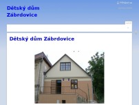Dětský dům Zábrdovice
