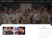 Římskokatolická farnost - děkanství u kostela sv. Mikuláše