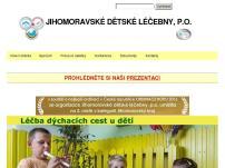 Jihomoravské dětské léčebny p.o