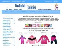 Obchůdek Lucinka – dětské a kojenecké oblečení, spodní prádlo