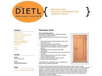 Dietl - Truhlářství a Brašnářství
