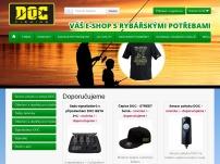 Doc Fishing, s.r.o. - e-shop (výdejní místo)