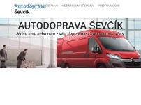 Autodoprava Ševčík