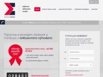 Nejlevnější půjčovna dodávek v Praze - Dodávky Express