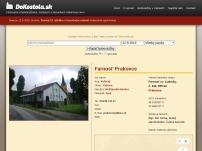 Farský kostol sv. Ľudmily