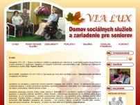 VIA LUX - Domov sociálnych služieb a zariadenie pre seniorov