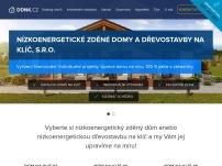 Nízkoenergetické zděné domy a dřevostavby na klíč, s.r.o.