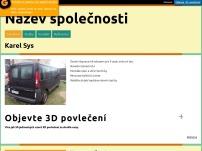 Montáže oken a autodoprava Karel Sys