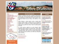 Drahonín - obecní úřad