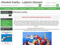 Dřevěné hračky – Lubomír Klement