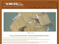 Excel Corp. - specializované dřevařské výrobky