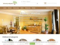 UNIS-N – dřevěný nábytek