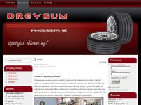 DREVGUM - predaj drevnej hmoty, pneuservis