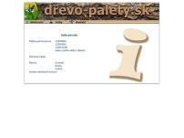 Peter Pokryvka - drevené obaly, palety, rezivá