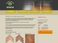 Dřevěné podlahy Stach