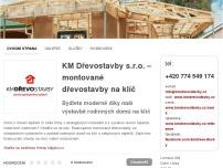 KM Dřevostavby s.r.o.