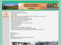 Zemní práce Drnovec