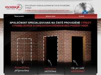 DVEREX – bezpečnostní dveře, truhlářské práce, řezání panelů bez použití vody
