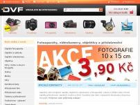DVF - Digitální fotoaparáty a videokamery
