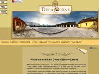 Restaurace Dvůr Olšiny