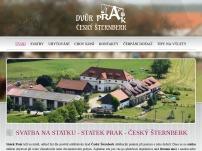 Farma Prak Český Šternberk