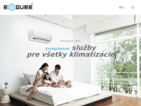 E-QUBE - Klimatizácia do bytu