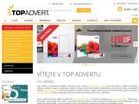 Top Advert, s.r.o. - e-shop