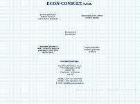Econ-Consult, s.r.o.