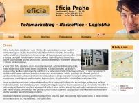 Eficia Praha, spol. s r.o.