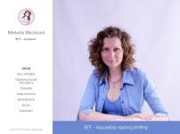 EFT–terapeut – Marketa Macíková