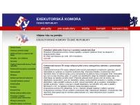 Exekutorská komora České republiky