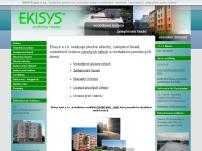 EKISYS Jindřichův Hradec – stavební práce, vodotěsné izolace, zateplování fasád