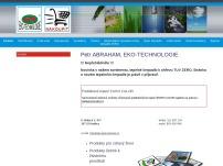 Eko technologie – Petr Abraham
