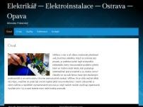 ELEKTRIKÁŘ - Miroslav Polomský