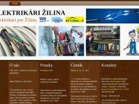 Elektrikár Žilina