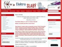Zdeněk Slabý - e-shop