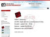 Zdeněk Šícho - ELEKTROINVEST