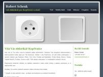 Elektroinstalace – Robert Schenk