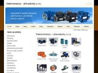 Elektromotory - převodovky s.r.o.