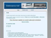 Elektroservis Volf