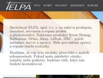 ELPA, spol. s.r.o.