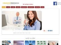 David Riedich - revize elektro, revize elektrospotřebičů