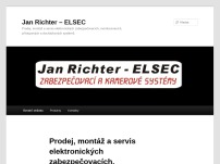 Jan Richter – ELSEC