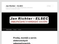Jan Richter – ELSEC