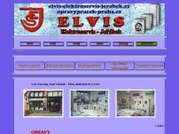 ELVIS Elektroservis - Jeřábek