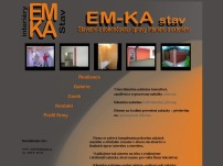 EM-KA stav - stavební a dokončovací úpravy interiéru a exteriéru