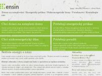 Ensin – Ing. Roman Brzoň