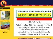 František Dvořáček – elektro, servis, železniční modely