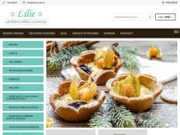 Cukrářské potřeby – e-shop Lilie