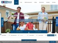 ESKO-MAX s.r.o. – realitní kancelář